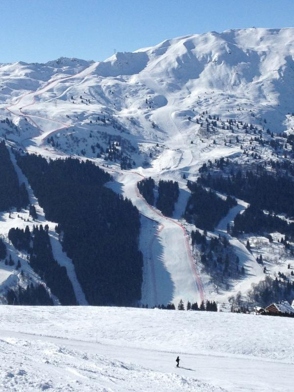 Meribel Ski Area