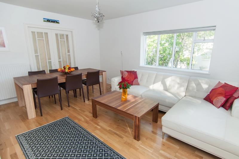 Spacious living room - comfort guaranteed