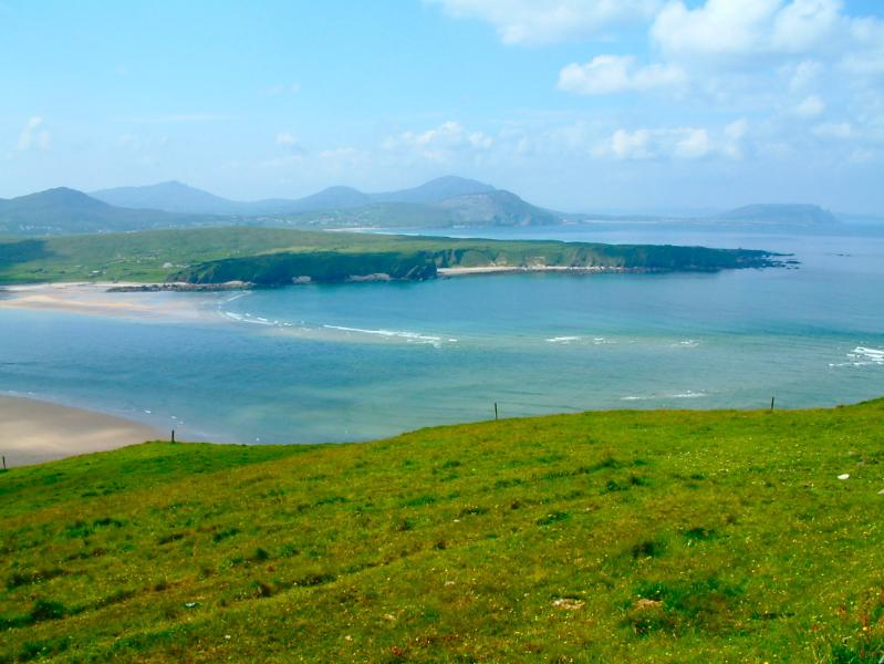 The hills of Inishowen