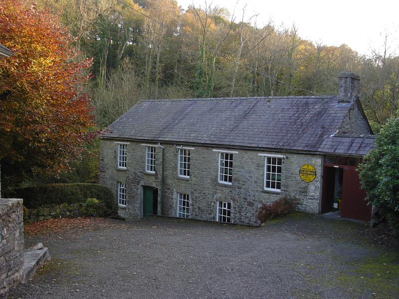Weavers loft/Rock Mill, vacation rental in Llandysul