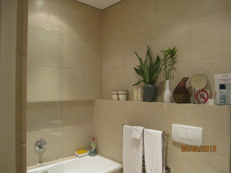 Bathroom - heated towel rails