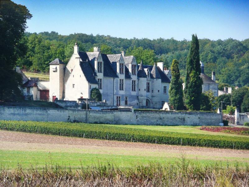Chateau de La Vauguyon in the Loire Valley