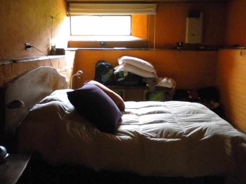 dormitorio del apart
