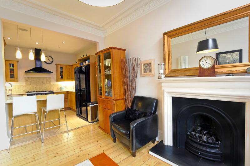 Sitting Room/Lounge/Kitchen area