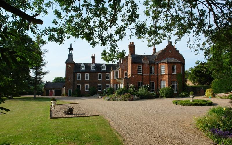 Skendleby Hall, holiday rental in Raithby