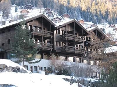 Apartment Bon Sejour - 50m from lifts, vacation rental in Grimentz