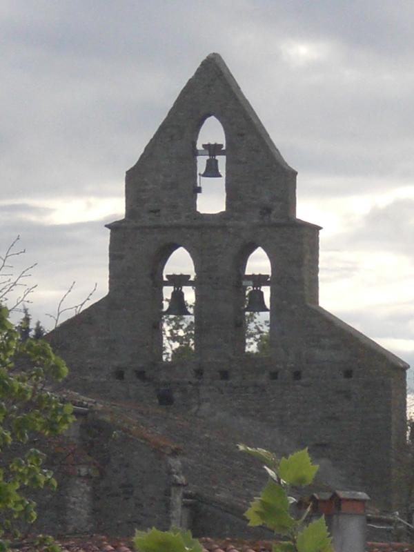 Historic Church in Rustiques