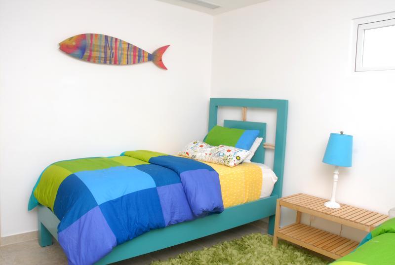 Ideale kamer voor kinderen of volwassenen.