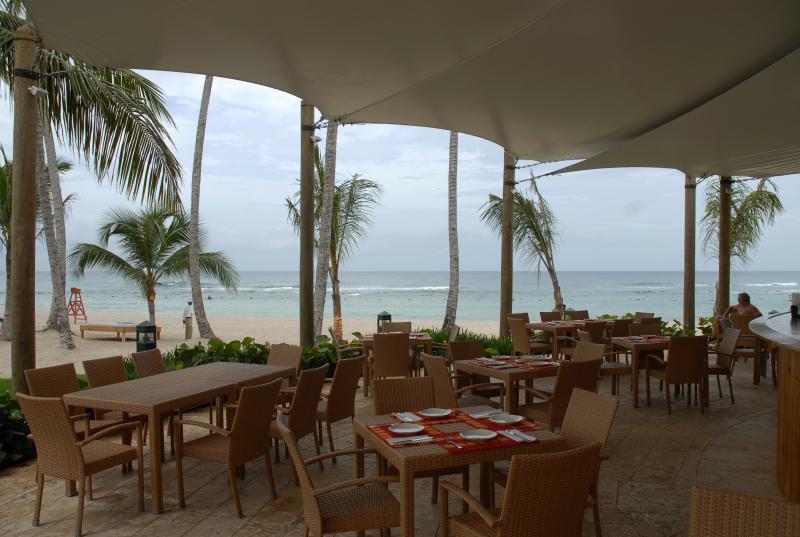 Exclusieve restaurant voor Marbella Condo's gasten