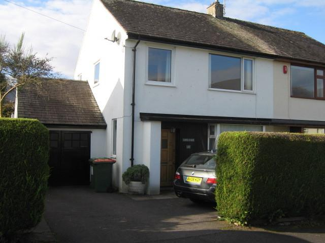 3 bedroomed well equipped semi with fine fell views. Sleeps 7