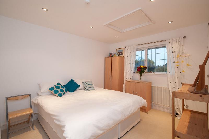 Super king or twin room - versatile accommodation in each room.
