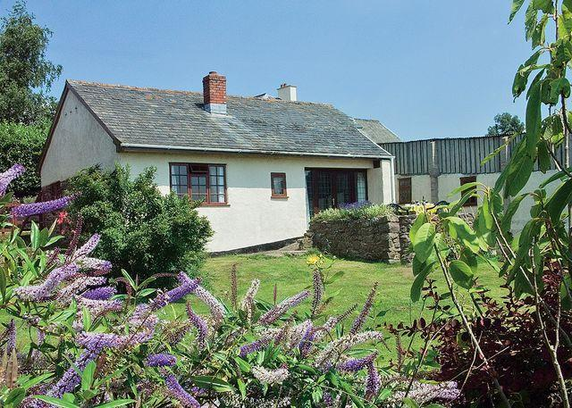 The Stable, West Aish Farm, holiday rental in Crediton