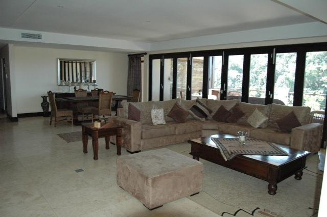 Spacious Lounge and Dining Area