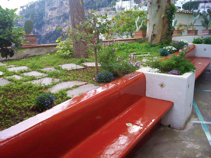 Casa Malvarosa, vacation rental in Positano