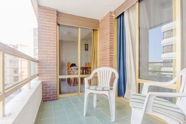 Apartamento de 90 m2 para 6..., casa vacanza a Cadice