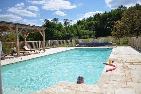 Heated pool 5m x 12m