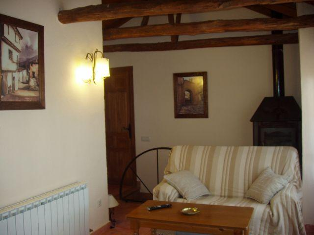 Casas rurales La Fragua, holiday rental in Povedilla