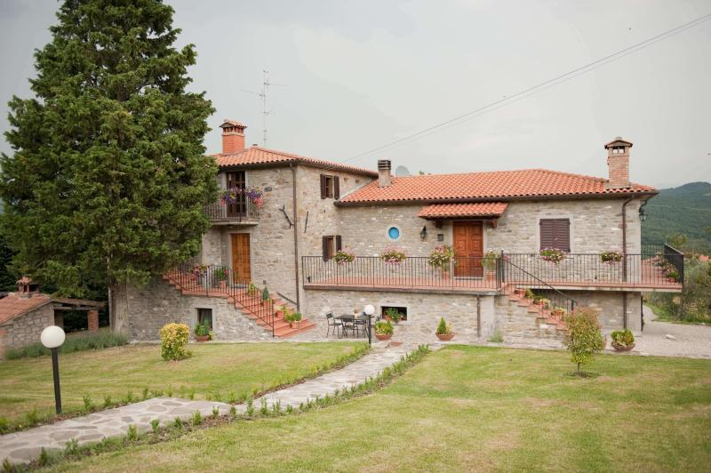 Agriturismo La Casina, vacation rental in Caprese Michelangelo