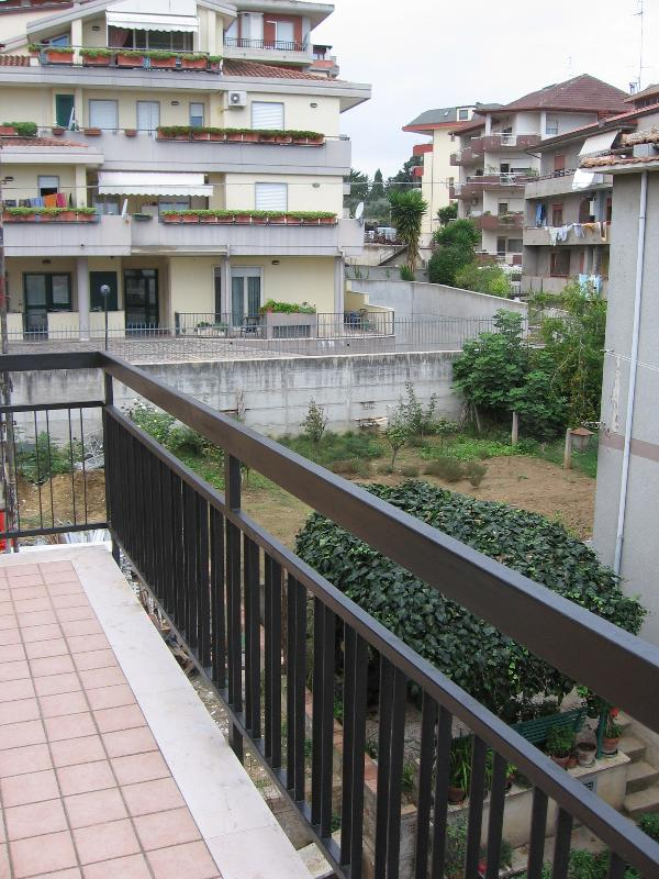 the second balcony
