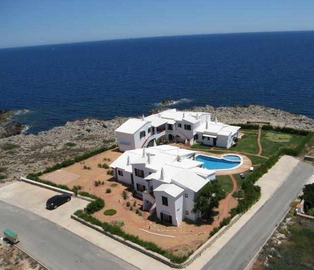Rocas Marinas- G- Apt. 2 dormitorios, de 1 a 3 personas, vistas al mar., holiday rental in Cala d'Alcaufar