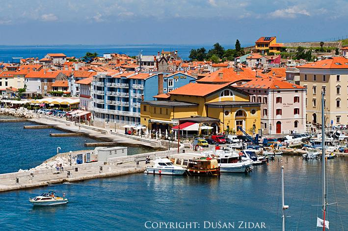 Piran, my city