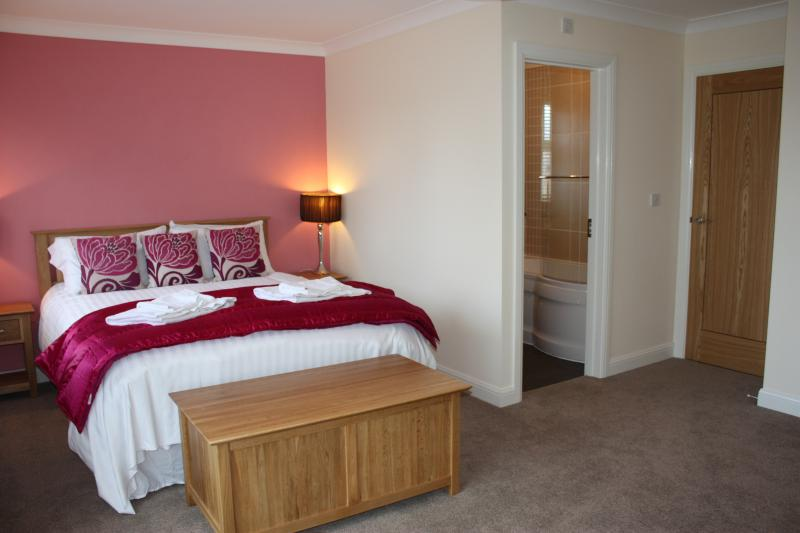 Drake Cottage Lakeview Holiday Cottages, Ferienwohnung in Bridgwater