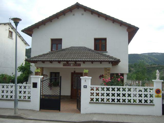 CASA PACO, holiday rental in Ainsa