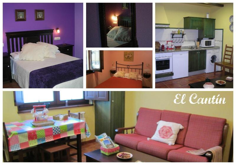 Apartamentos Rurales Casa Pachona - El Cantín, location de vacances à Navia