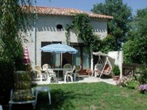 La Gilardie, holiday rental in Chenaud