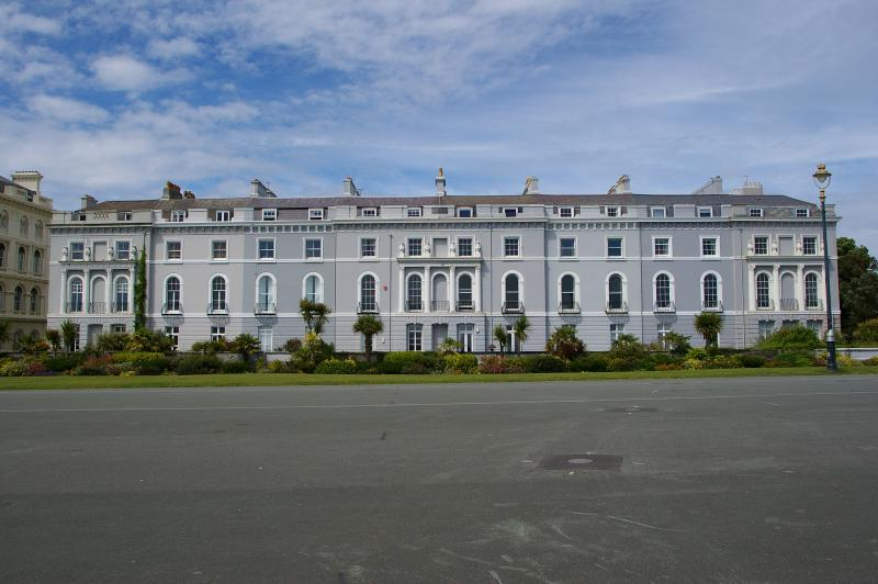 The Esplanade, holiday rental in Plymouth