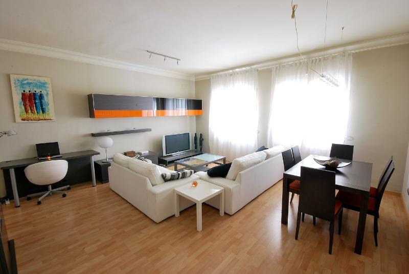 30sqm living room. Very spacious.
