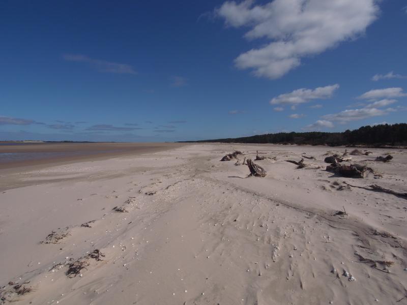 Nairn Beach 22km