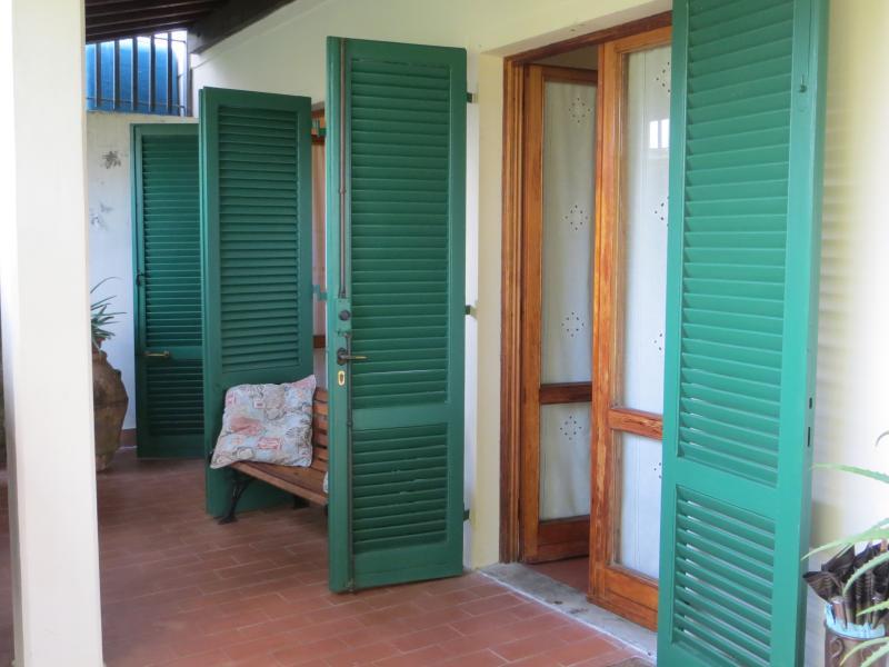 Appartamento a Reggello, alquiler vacacional en San Donato Fronzano