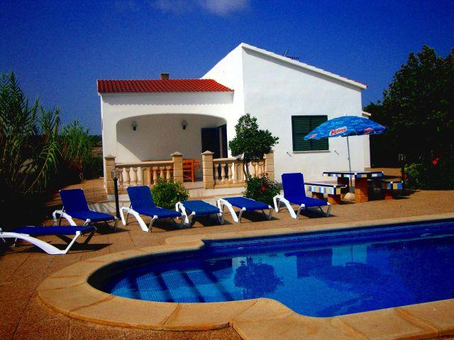 Villa Luz, holiday rental in Cala'n Forcat