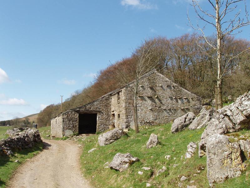 Barn at Chapel-le-Dale