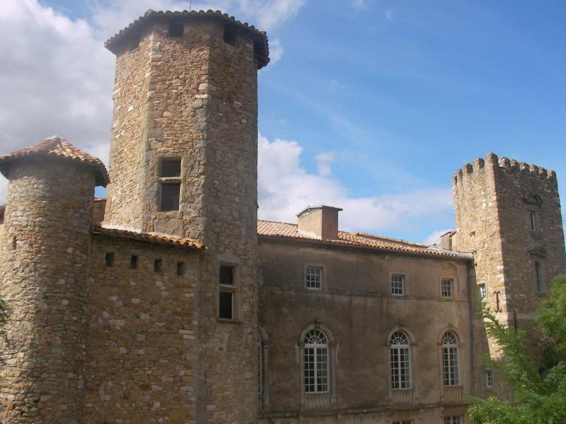 château d'Agel, holiday rental in Assignan