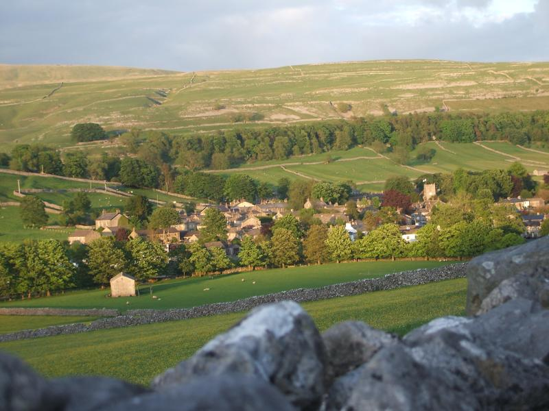 Panoramic view of Kettlewell
