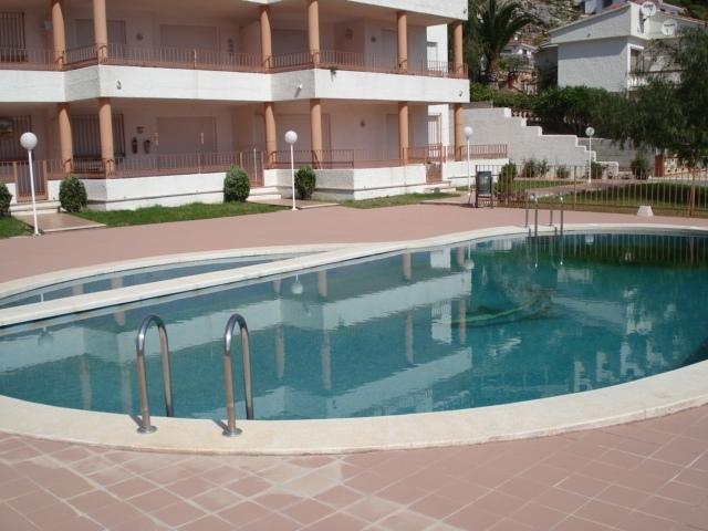 Apartamento Peñiscola (Zona Atalayas), location de vacances à La Salzadella