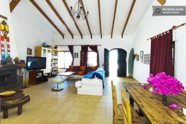 Mambo Beach House, El Palmar, holiday rental in El Palmar de Vejer