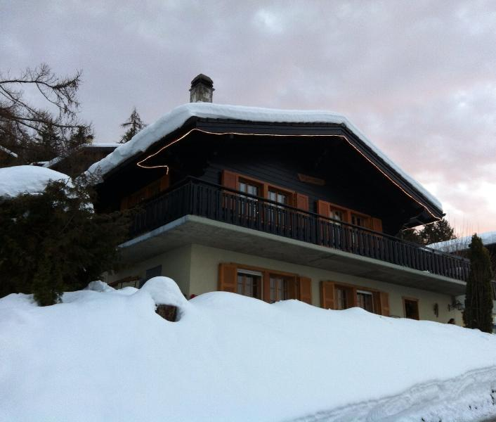 Chalet Belle Poncke - easy access all year round
