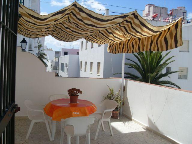 Terraza privada 25 m2.