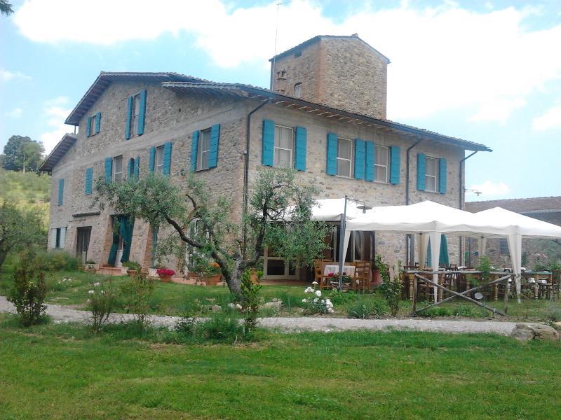 La Torre Antica, vacation rental in Gambassi Terme