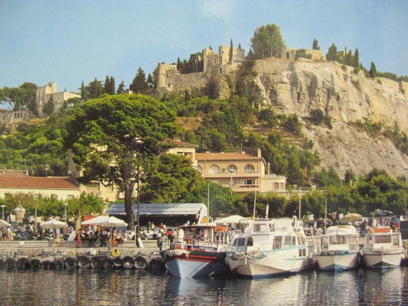Le chateau de Cassis