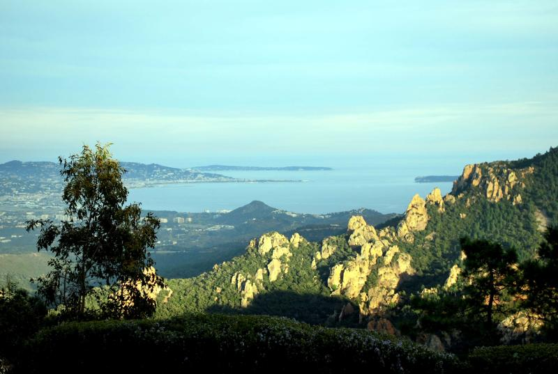 Fantastic View of the bay of Cannes