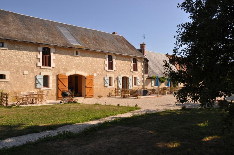 Saule villa overview