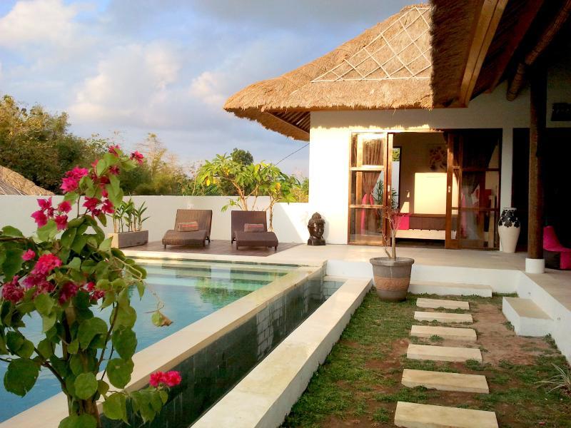 Nice Villa Bingin 2bd Bali, vakantiewoning in Ungasan