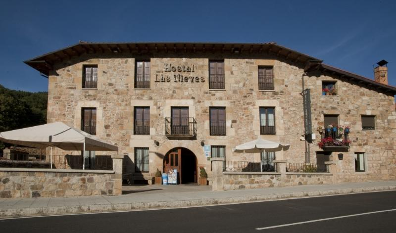 Hostal Las Nieves, vacation rental in Canicosa de la Sierra
