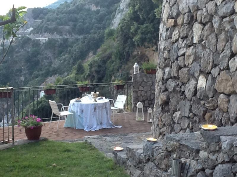 Villa Conca Smeraldo, vacation rental in Agerola