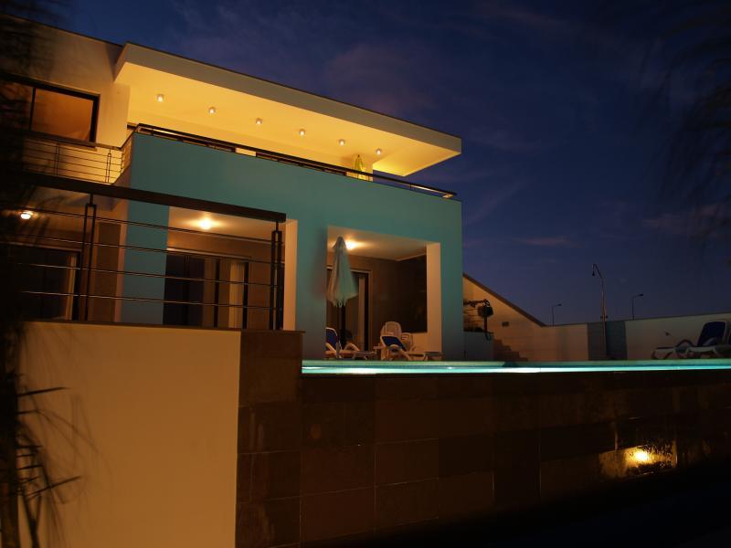 Villa's nachts