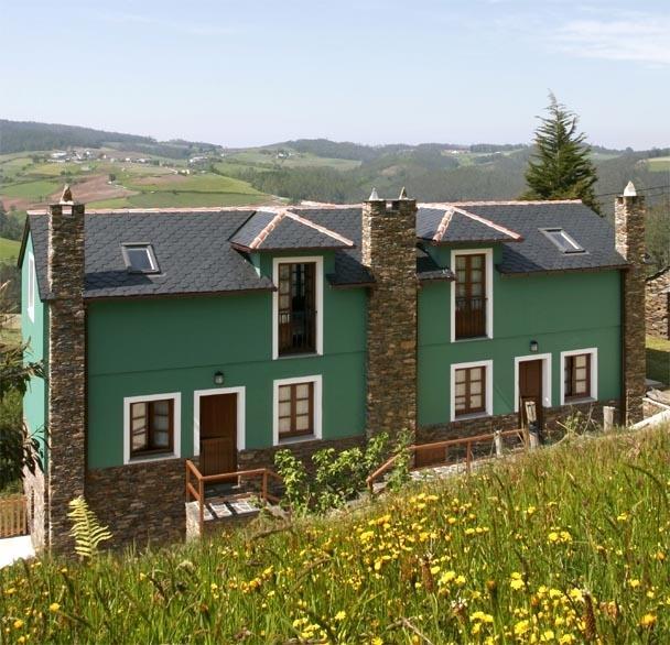 APARTAMENTOS CASTROVASELLE Nº1, holiday rental in El Franco Municipality